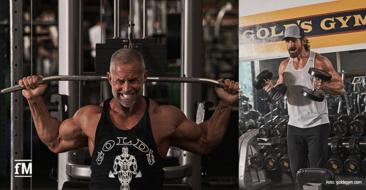 Fitness und Bodybuilding: Neues Gold's Gym Studio in Berlin für ambitionierte Sportler.