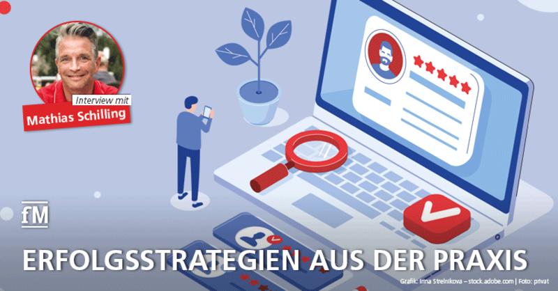 Personalmanagement: Erfolgsstrategien aus der Praxis – Matthias Schilling vom Sportpark Landwehr im fM-Interview.