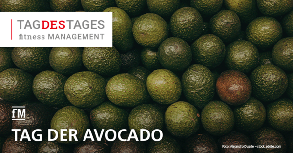 National Avocado Day (Tag der Avocado) am 31. Juli