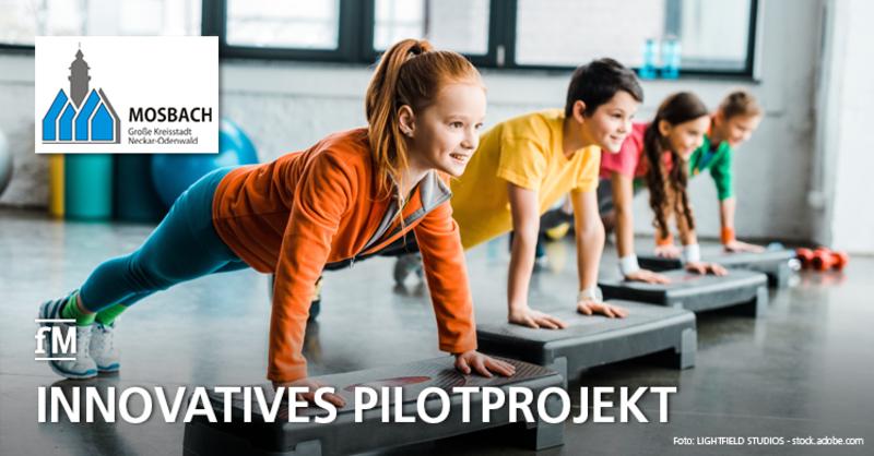 Innovatives Pliotprojekt in Baden-Württemberg: Gesundheitsmanagement an Mosbacher Schulen