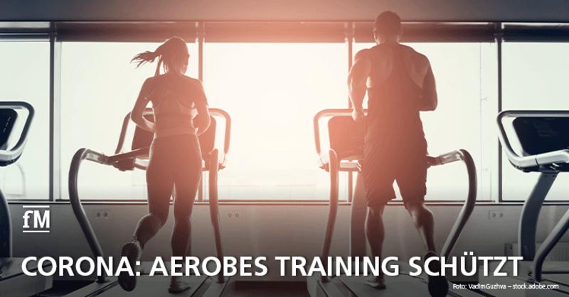 Aerobe Fitness: Ein wichtiger Schutzfaktor vor schweren COVID-19-Verläufen