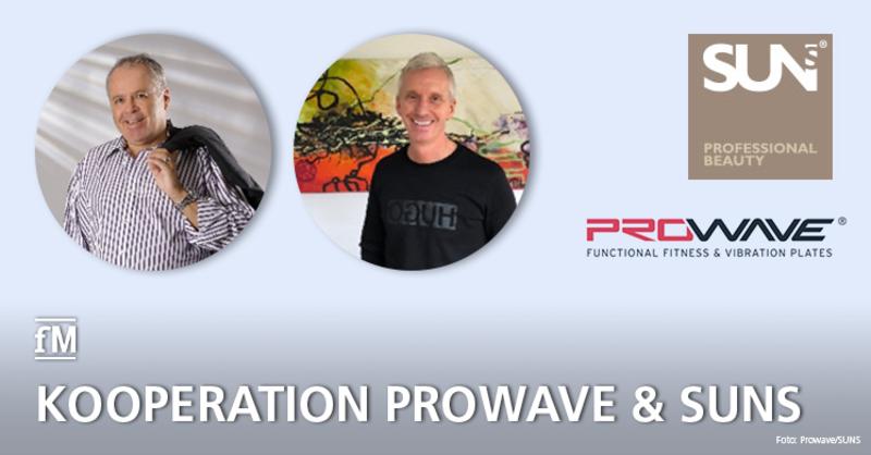 Durch Kooperation Marktposition stärken: Prowave und SUNS-Geschäftsführer Martin Ortner (rechts) und Bernd Schmid.