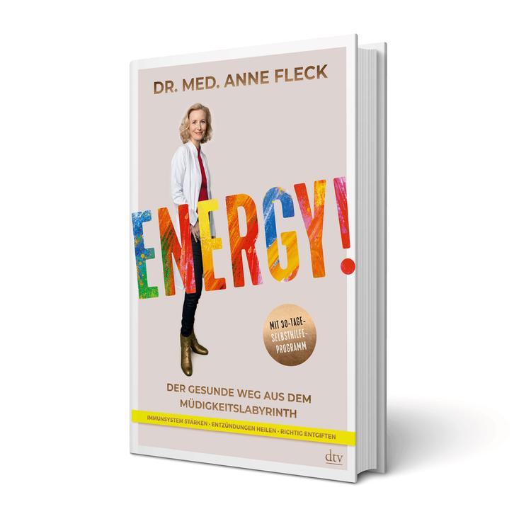 'Energy!': Der neue Ernährungsratgeber von Dr. Anne Fleck