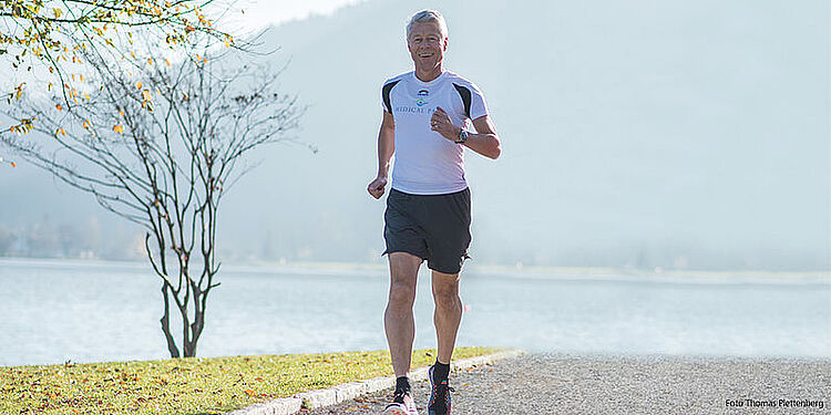 Die fitness MANAGEMENT traf Prof. Dr. Thomas Wessinghage zu einem Hintergrundgespräch im Rahmen des Aufstiegskongresses.