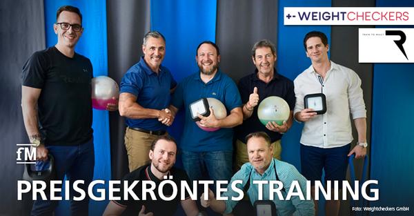 Die Weightcheckers, Experten für den Vertrieb von Fitness- und Gesundheits-Analyse sowie Trainingssysteme und Trainingskonzepte, ist Vertriebspartner für Reaxing.