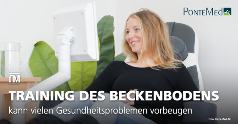 Training des Beckenbodens beugt etwa Inkontinenz, Potenzschwäche oder Libido Verlust vor.