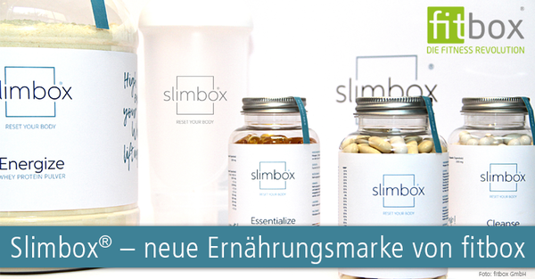 Slimbox soll ein speziell auf das hoch intensive EMS-Training abgestimmtes Stoffwechsel-Reset-Programm bieten