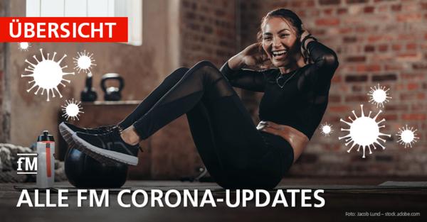 Corona-Update: Liste aller unserer Corona-Updates seit dem November-Lockdown