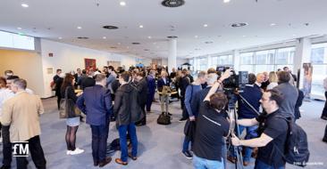Networking auf dem European Health & Fitness Forum (EHFF) in Köln