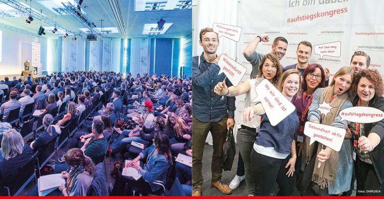 Aufstiegskongress 2019 in Mannheim