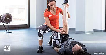 Neue digitale Plattform für Personal Trainer von Fitness First und dem Berliner Tech-Start-up zezam.