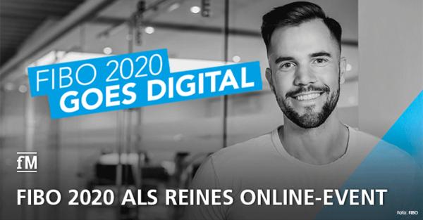 FIBO 2020 als Digital-Event
