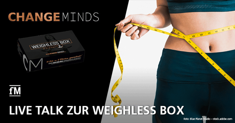 Weighless Box Live Talk