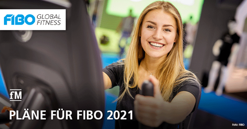 Pläne für FIBO 2021 in Köln vorgestellt