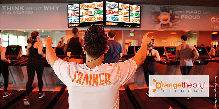 Orangetheory Fitness startet in Deutschland durch