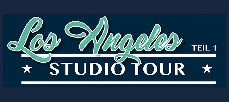 Studiotour durch Kalifornien
