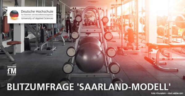 Online-Umfrage der DHfPG zum 'Saarland-Modell'