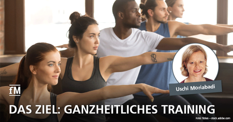 Yoga-Training als Standardangebot im Gesundheitsbereich