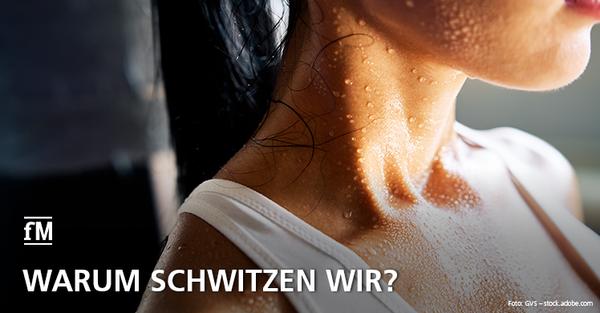 Was tun gegen Schweiß beim Sport und während der Hitzewelle?