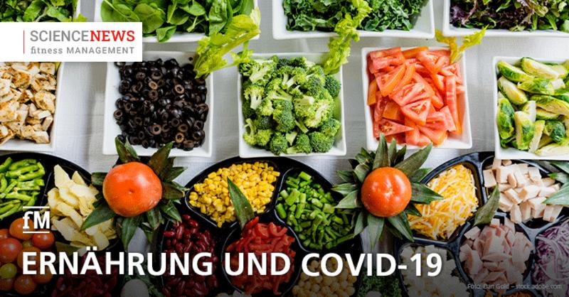'Science News' – Studie: 'Ernährung und der Einfluss auf COVID-19'