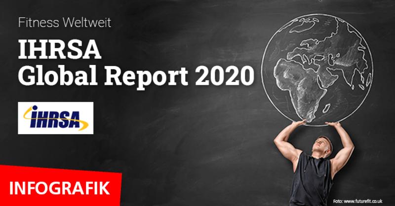 Key-Facts zum IHRSA Global Report 2020