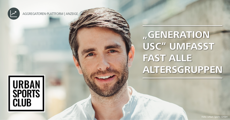 Benjamin Roth, Co-Gründer und CEO Urban Sports Club (USC), im fitness MANAGEMENT Interview