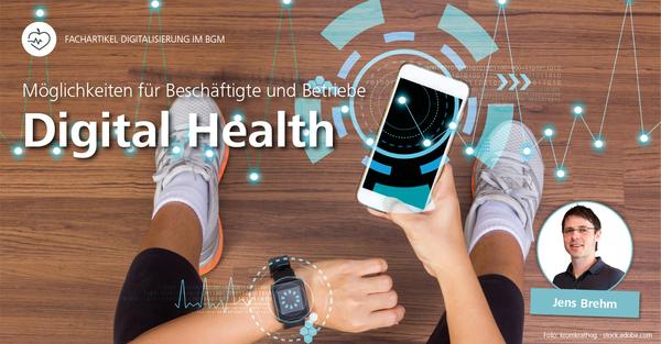 Digital Health: Möglichkeiten für Beschäftigte und Betriebe der Fitness- und Gesundheitsbranche