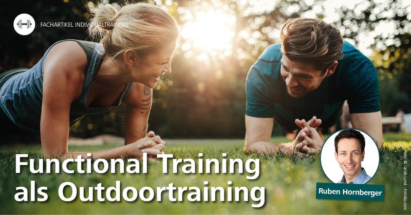 Planking, Liegestütze, Rudern oder Übungen mit der Kettlebell lassen sich wunderbar auch an der frischen Luft trainieren.