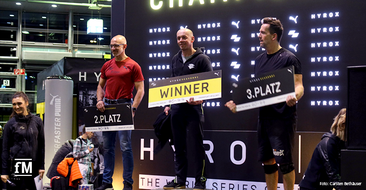 22 CrossFit Saar Athleten waren bei HYROX FRA erfolgreich