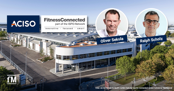 FitnessConnected findet 2021 statt, ACISO Congress auf 2022 verschoben