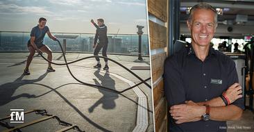 Management Impuls zu Outdoor Fitness: Interview Henrik Gockel