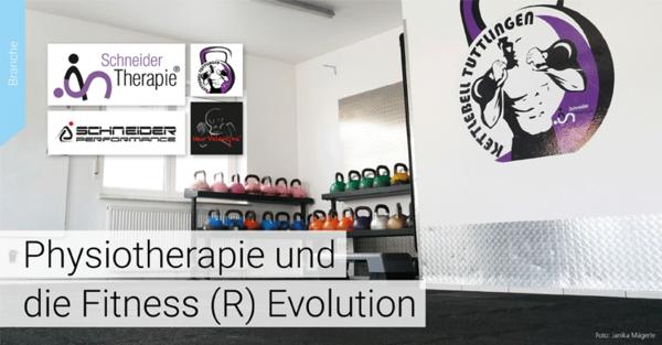 Physiotherapie und Fitness (R)Evolution