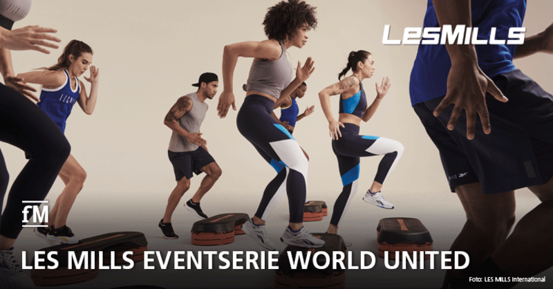 LES MILLS Eventserie World United