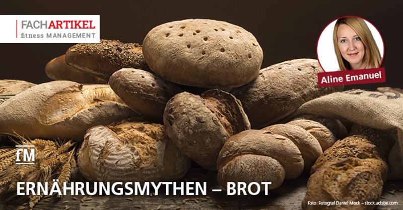 Ernährungsmythen rund um das Brot