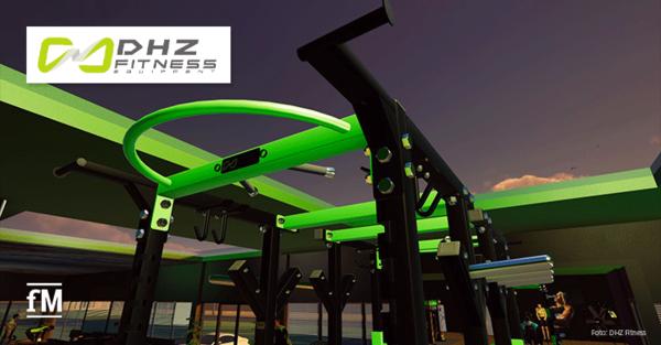 Facelift: DGZ Fitness legt Power Rack Kalssiker neu auf.
