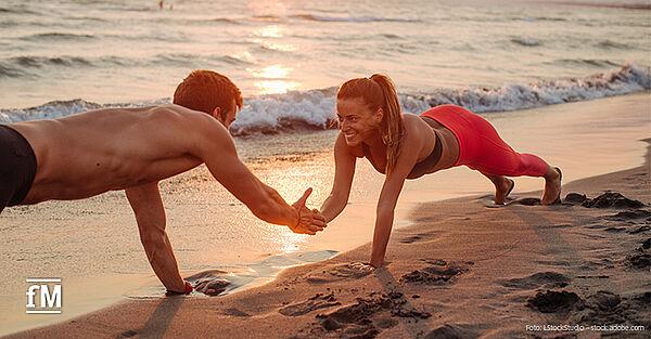 Relax-Regeln und Fitnesstipps für den Urlaub