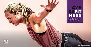 Virtuelle Unterstützung für Fitnessstudios im Corona-Lockdown von Europas Marktführer im Bereich der virtuellen Fitness, CyberConcept GmbH.