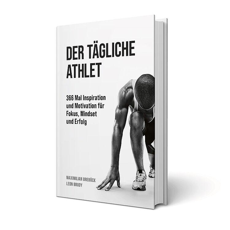 fM-Buchtipp: Der tägliche Athlet von Maximilian Breböck und Leon Brudy