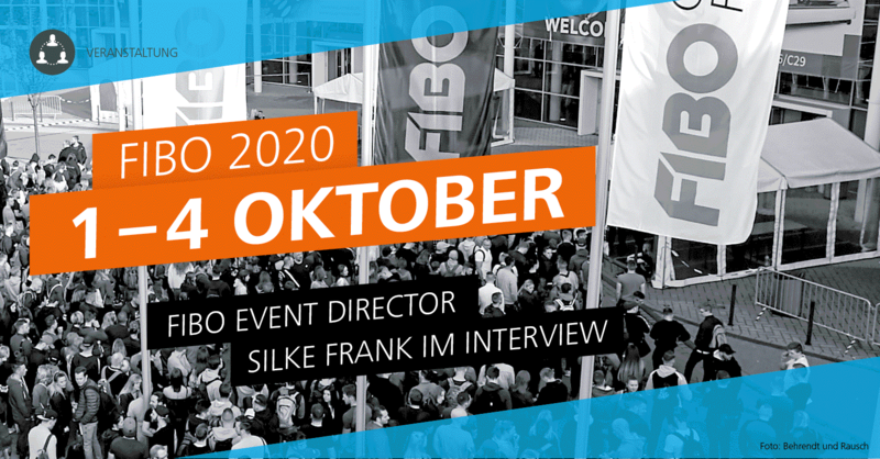 FIBO verschoben: FIBO Event Director Silke Frank im Interview