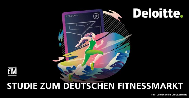 Deloitte-Studie Fitnessmarkt