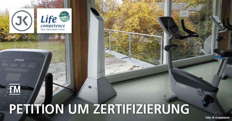 Petition um Zertifizierung: Studioinhaberin des Tutzinger Fitness- und Gesundheitsclubs Life Competence kämpft für Zertifizierung und Restart.