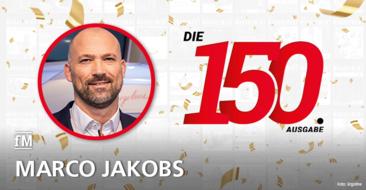 'Ein wichtiges Sprachrohr unserer Branche' – Marco Jakobs, Geschäftsführer JK-INTERNATIONAL, gratuliert zur 150. Ausgabe der fitness MANAGEMENT international (fMi)