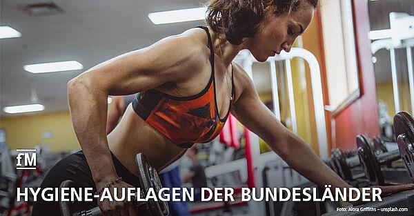 Training im Fitnessstudio nach dem Ende des Corona-Lockdowns: Neue Regeln fürs Fitnesstraining – neue Normalität für Sport in Zeiten von Corona