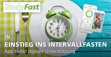 Intervallfasten starten: Einstieg ins intermittierende Fasten per App