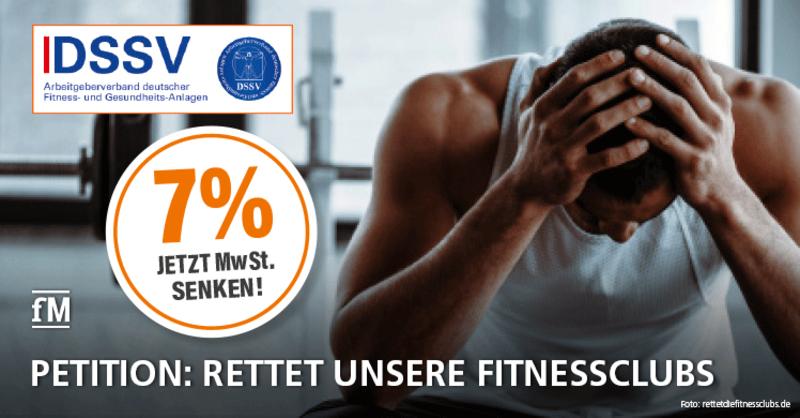 Kampagne: Rettet die Fitnessclubs!