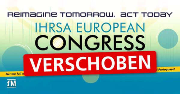 Verschoben: IHRSA European Congress 2020