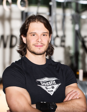 CrossFit® Saar Box-Owner Gerrit Sittler