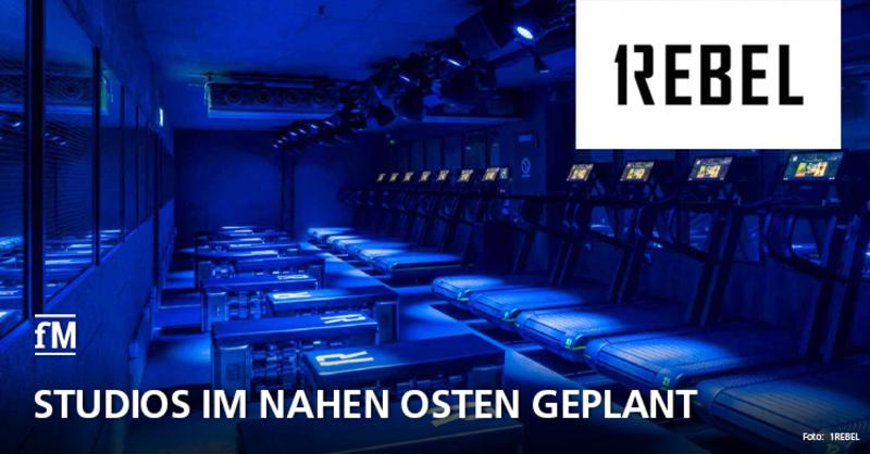 1Rebel will Studios im Nahen Osten eröffnen