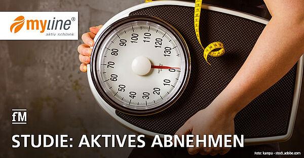 myline-Studie: Aktives Abnehmen