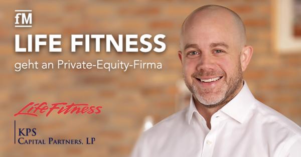 Brunswick Corporation verkauft Life Fitness mit den Marken Hammer Strength, Cybex, Indoor Cycling Group, SCIFIT und Brunswick Billards für 437 Millionen Euro an KPS Capital Partners.